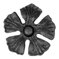 Цветок - литой элемент 6130