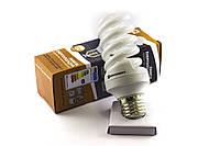 Лампа энергосберегающая 20 Вт, 4200 К, Е27, 220-240 Евросвет