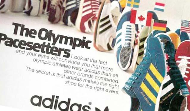 Олимпийскиая коллекция адидас