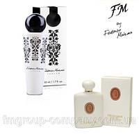 Fm355 Женские духи. Парфюмерия FM Group Parfum. Аромат Trussardi Donna White (Труссарди Донна Вайт)