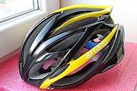 Шлем велосипедный Giro ionos yellow