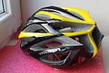 Шлем велосипедный Giro ionos yellow, фото 2