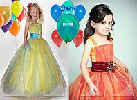 Нарядное платье для девочек Элен