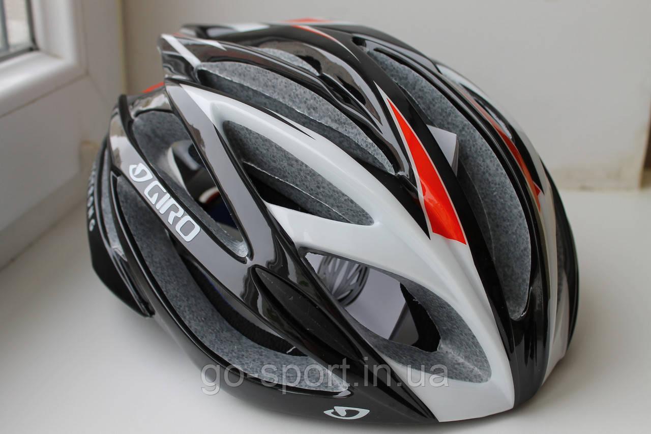 Шлем велосипедный Giro ionos red