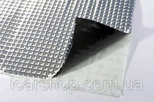 Виброизоляция VibroMax M1, 1 мм, размер 50*70 см