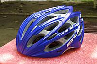 Велосипедный шлем GUB blue