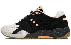 Женские кроссовки Feature x Saucony G9 Shadow 6 High Roller Pink/White/Black
