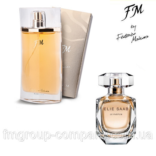 Fm352 женские духи парфюмерия Fm Group Parfum аромат Elie Saab Le