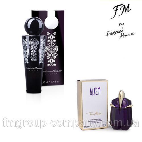 Fm353 женские духи парфюмерия Fm Group Parfum аромат Thierry