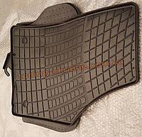 Коврики в салон резиновые Stingray 2шт. для Mercedes ML W166 2011