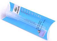 Карандаш-спрей 8 мл Мужская туалетная вода Lacoste Essential Sport Pour Homme (Лакост Эссеншиал Спорт) RHA /9