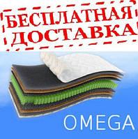 """Ортопедический матрас Omega. Матрас Sleep&Fly Organic Омега. Да, 18, 1, 300, 150, кокосовая койра, Да, 90х200, Украина, пружинный, независимый пружинный блок """"IQ Spring"""", прямоугольный"""