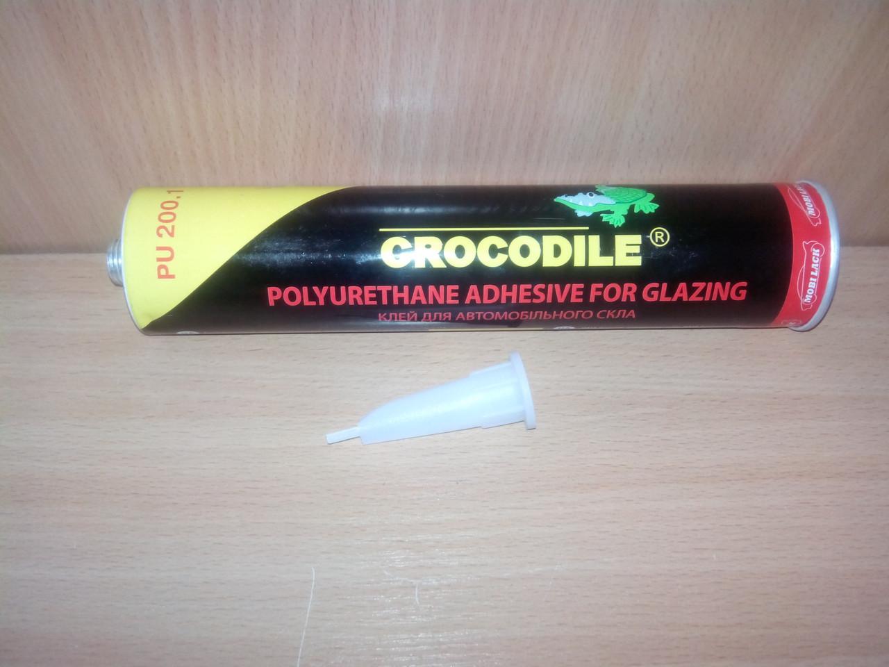 "Герметик ""крокодил"" для стекол 310 гр."