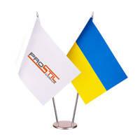 Печать флагов и настольных флажков
