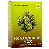 Исландский мох, трава чайный напиток - 25 г.