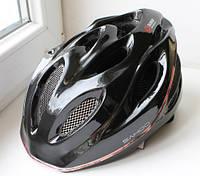 Велосипедный шлем Sahoo black, фото 1