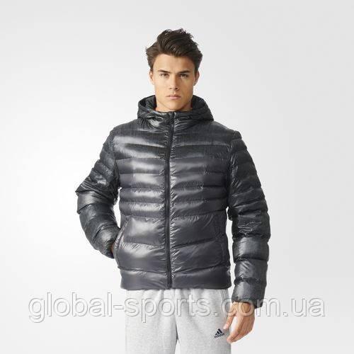 Мужская зимняя куртка adidas Filled Allover Print Jacket (АРТИКУЛ:AP9755)