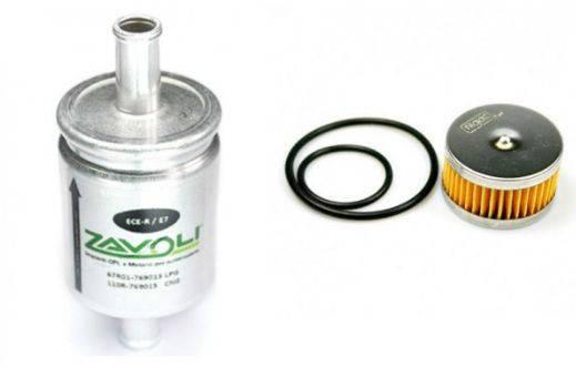 Фільтри грубого очищення газу ГБО.