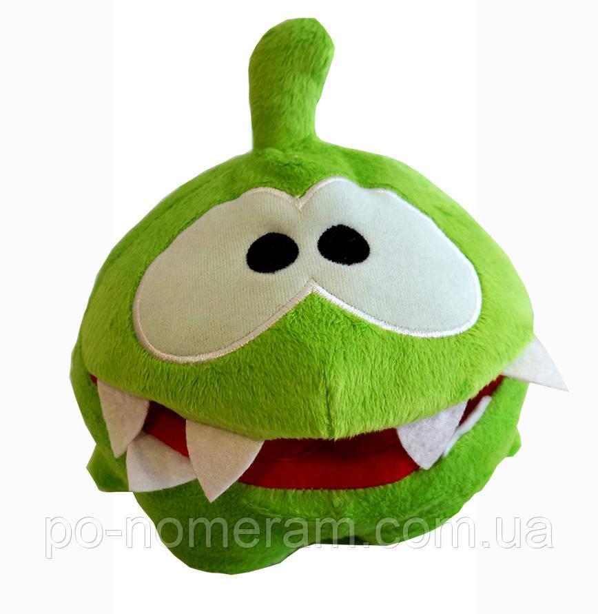 игрушка мягкая ам ням с открытым ртом