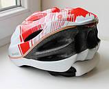 Велосипедный шлем Sahoo red, фото 3