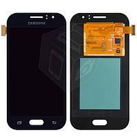Дисплей с сенсорным эраном для Samsung Galaxy J1 Ace J110, оригинал, синий