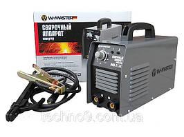 Сварочный инверторный аппарат WMaster MMA215 G