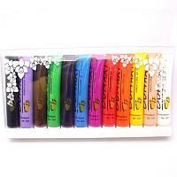 Акриловые краски для дизайна ногтей