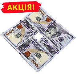 """Антикризисные гирлянды """"Доллар нового образца сувенирный"""""""