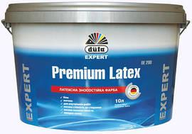 Латексна зносостійка фарба Dufa Premium Latex 10л