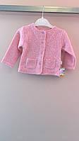 Детский пиджак на девочку теплый