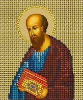 Схема для вышивки бисером  Апостол Павел