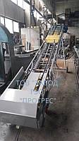 Транспортер для погрузки мешков в автомашину (цепной кареточный), фото 1