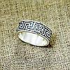 Сварожич Рысич серебряное кольцо-оберег