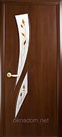 Двери межкомнатные Новый Стиль Камея Р ПВХ