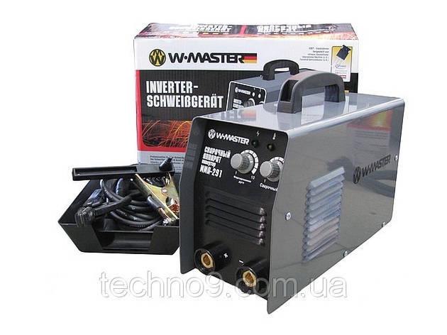 Сварочный инверторный аппарат WMaster MMA291, фото 2
