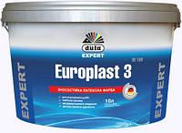 Зносостійка латексна фарба Dufa Europlast 3, 10л