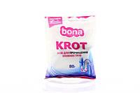 Средство для чистки сливных труб Krot Bona 80г