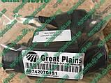 Чистик 404-153D диска сошника 404153D Great Plains YP & PD 404-152 SCRAPER, DISC 404-153d, фото 4