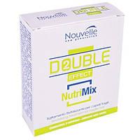 Оживляющее средство для волос в ампулах на основе кератина и хмеля 10 ампул по 10мл Nouvelle Nutrimix