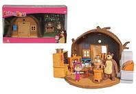Кукольный домик Медведя Simba Маша и Медведь (9301632)