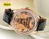 Часы женские наручные Париж Paris black (черный), фото 2