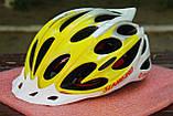Велосипедный шлем Slanigiro yelow, фото 4