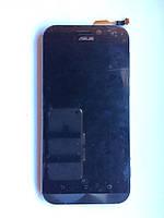 Дисплей+Сенсор+Рамка Asus Zenfone Zoom Meteorite ZX551ML