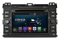 Штатная магнитола для Toyota Prado 120 Incar AHR-2283 Android 4.4.