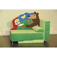 """Детский диван """"Маша и Медведь"""" Dalio"""