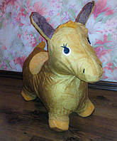 Прыгун-ослик в плюшевом чехле A5271, фото 1