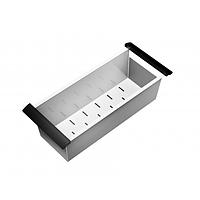 Коландер (миска) для кухонной мойки Aquasanita Colander CL - 187.440 (440x187)