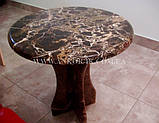 Мраморные столы, фото 5