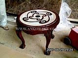 Мраморные столы, фото 9
