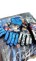 Перчатки Disney непромокаемые для мальчиков, размеры 3/4,5/6,7/8 лет.